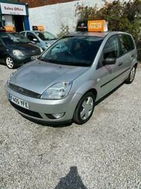 image for 2006 Ford Fiesta LEAD IN Hatchback Petrol Manual