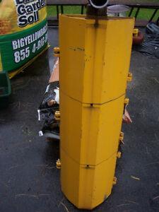Set of vintage metal traffic lights Kingston Kingston Area image 7