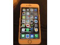 iPhone 6 - 16GB in Gold o2