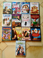 Christmas Movies for ONLY 5$,8$ each in Like New Condition!