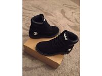 TIMBERLAND BOOTS. SIZE 3 - 8. NEW