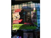Air hogs roller copter (2 available)