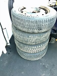 Winter tires Cornwall Ontario image 1