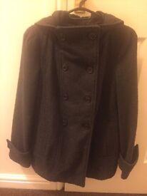 Zara coat Medium , women