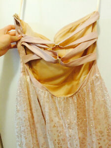 BEAUTIFUL LE CHATEAU DRESS- worn once at prom-!!!! OBO Peterborough Peterborough Area image 5