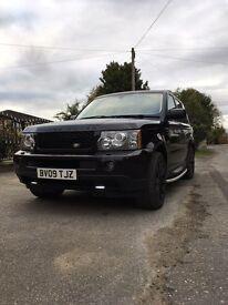 Range Rover sport 3.6 2009
