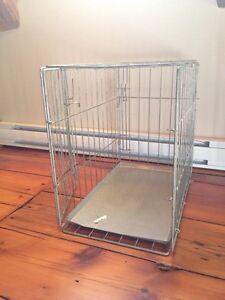 Cage à chien robuste