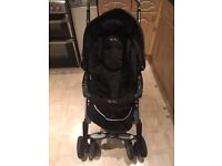 Silver Cross 3D travel system black