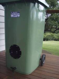 Kit for turning a wheelie bin into a Worm Farm Palmwoods Maroochydore Area Preview