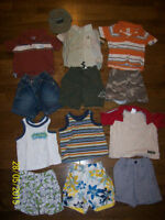 Old Navy Summer Clothing, Boys 6-12 month