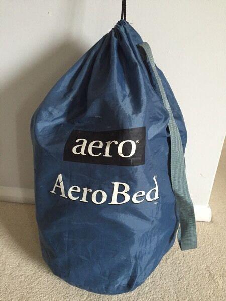 Aero Bed in a bag