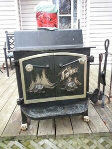 FISHER FIRE PLACE $800 OBO Cornwall Ontario image 1