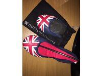 Union Jack Butterfly Twists shoes size 6