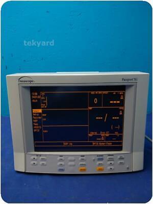 Datascope Passport Xg Multi-parameter Patient Monitor 241035