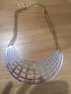 BRAND NEW Funky Mirrored Necklace Lane Cove Lane Cove Area Preview