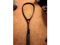 Sqaush racket
