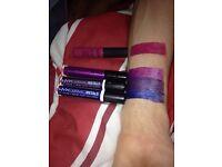 NYX lipsticks!