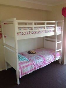 Kids Harvey Norman Bunk bed with two mattresses Parkinson Brisbane South West Preview