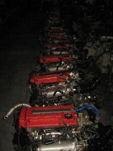 ACURA INTEGRA DC2 B18C TYPE R SPEC R DOHC VTEC ENGINE 5SPD JDM