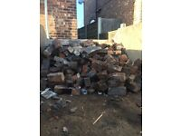 FREE CHESHIRE HOUSING SOLID BRICKS!