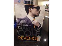 Martina Cole hardback book 'Revenge'