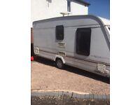 Eccles Opal 2 Berth caravan