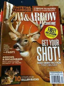 Hunting fishing and men's magazines