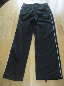 Black Athletic Works Pants Size Med Watch|Share |Print|Report Ad