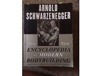 Arnold Schwarzenegger bodybuilding encyclopaedia