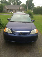 2003 Honda Civic 1.7 L
