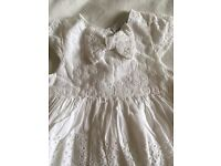 Baby girl party dresses 0-3 & 3-6
