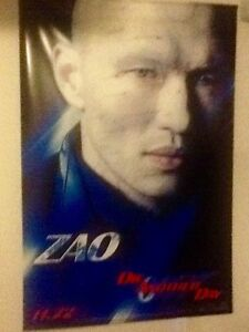 Die Another Day James Bond Movie poster
