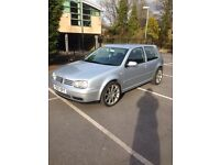 Golf v6 4motion 2.8 4x4 looking for a swap