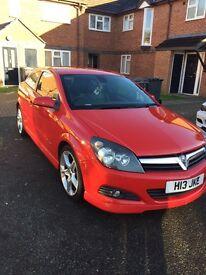 Vauxhall Astra 1.7 CDti SRI top spec