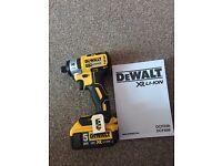 DEWALT 18V BRUSHLESS IMPACT DRIVER