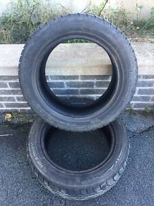 2 - 205 55 16 winter tires