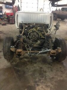 2004.5 Chevy 2500 duramax BUILTUP  Stratford Kitchener Area image 6