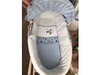 Space Dreamer Moses Basket And Stand