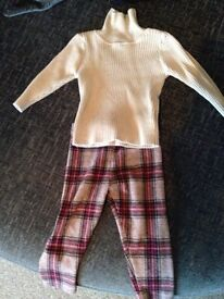 Girls next outfit 9-12mo