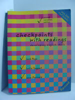 Checkpoint With Reading 2nd CDN Ed. by Pearon Longman