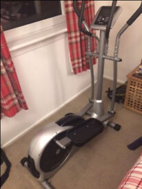 Cross trainer for charity