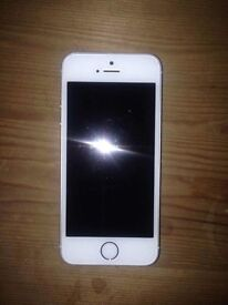 IPhone 5s, 16gb, white/silver