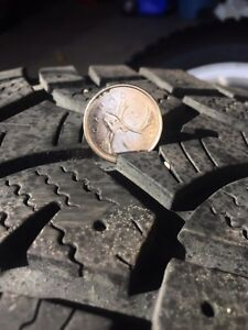 "15"" WANLI Winter Challenger Tires on Rims  Cambridge Kitchener Area image 4"