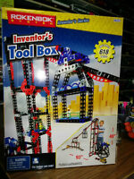 Rokenbok Systems-Inventor's Tool Box
