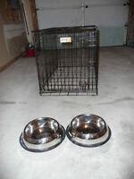 Journey dog cage