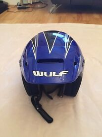 Boys Wulf Sport Helmet