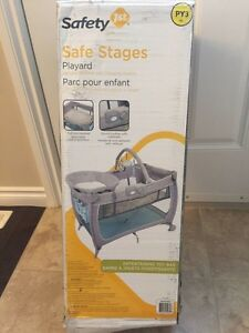 Safety 1st Playard and Snack n Play travel tray