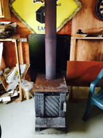 Drolet wood stove...priced to sell