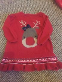Reindeer jumper