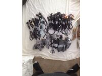 Mix job lot of cables and leads, with free delivery